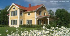 Pintura Exterior, House Paint Exterior, Home Fashion, House Painting, Sweet Home, Cottage, Honey Lemon, Mansions, Country