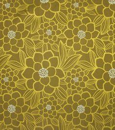 Upholstery Fabric Signature Series Run Along Kiwi