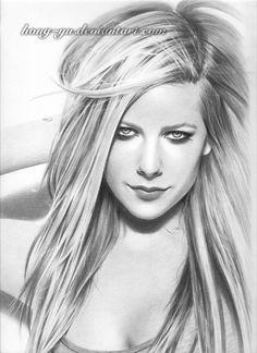 Avril Lavigne 13 by Hong-Yu.deviantart.com on @deviantART