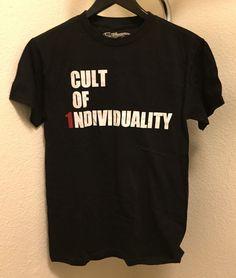 ☀NEW☀Cult of Individuality Sz S T-Shirt Tee Black Unisex 100% Cotton USA  | eBay