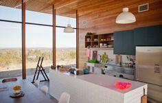 Neon details in the home of textile designer and illustrator Alyson Fox - Jelanie blog 2