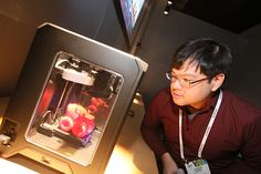 3D Printing Conquers New Frontiers at the 2015 CES - CEA