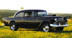 55 chevy from american graffiti