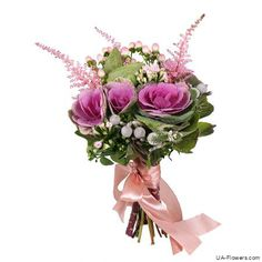 Reliable delivery of flowers in Kiev, Ukraine and all over the world. Floral Wreath, Kiss, Delivery, Bouquet, Wreaths, Flowers, Stuff To Buy, Decor, Decoration