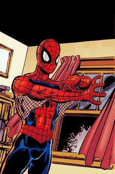 Spider-Man by John Byrne