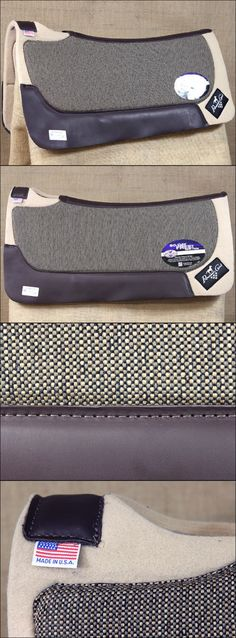 Saddle Pads 183377: Tan Professional Choice Horse Western Berral And Roper Ii Horse Saddle Pad -> BUY IT NOW ONLY: $198.95 on eBay!