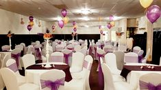 Table, chair & balloon decoration Balloon Decorations, Balloons, Chandelier, Ceiling Lights, Dreams, Chair, Birthday, Party, Table