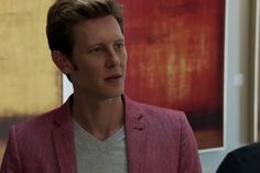 16. Nolan Ross Actor: Gabriel Mann Show: Revenge