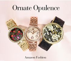 Find the right watch for you with Amazon Fashion, with dozens of designers and hundreds of options.