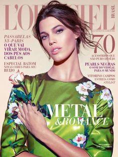 L'Officiel Brazil April 2014