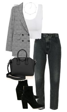 """Untitled #5299"" by theeuropeancloset on Polyvore featuring Diesel, Sergio Rossi, Givenchy, Jennifer Zeuner and plus size clothing"