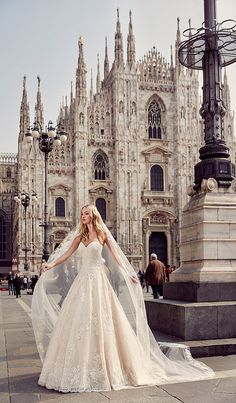 Eddy K Milano Style MD229.      Sweetheart, Lace / Tulle, Sleeveless, Ball Gown. Colors: Ivory / Ivory. Champagne / Ivory.
