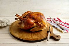 Our Thanksgiving Recipe for New Hampshire: New England Roast Turkey