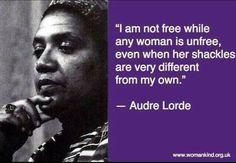 feminism chicana Audre Lorde feminista chicanafem