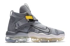 29c58f74cedfe Nike Air VaporMax Premier Flyknit Wolf Grey Metallic Silver Black AO3241-001  Winter Boots Outfits