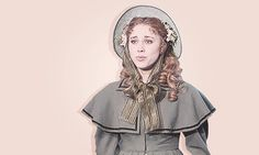 sam hill - cosette. love her in this role.