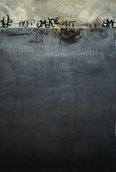 Javier Liébana. Oil on wood / Óleo sobre tabla. 114x84.