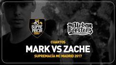 Mark vs Zache (Cuartos) – Supremacía Mc 2017 Madrid. España -   - http://batallasderap.net/mark-vs-zache-cuartos-supremacia-mc-2017-madrid-espana/  #rap #hiphop #freestyle
