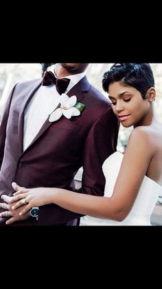 I loveeeeeeeeeee his suit for my burgundy wedding in planning in my head.