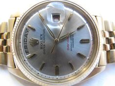 Ok, the rarest of the Rolex DayDates the elusive ref 6511!