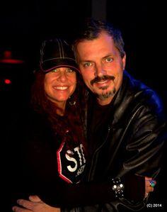 Steve Sexton and Monica Hudson  https://www.facebook.com/photo.php?fbid=10203838419985234&set=a.10203838381584274.1073741868.1362233765&type=1&theater