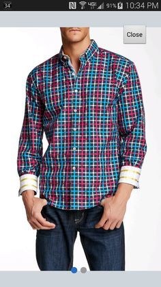 100% authentic be1c0 759e6 Robert Graham Foreshore shirt... I love this.