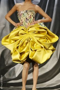 Dior - another cute costume perfect for some expressive flowery performance!