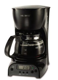 Mr. Coffee DRX5 4-Cup Programmable Coffeemaker, Black Mr. Coffee,http://www.amazon.com/dp/B0008JIW8U/ref=cm_sw_r_pi_dp_P-Thtb0W605QBMA6