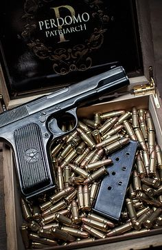 A powerful pistol which needs much training. Definetly good backup