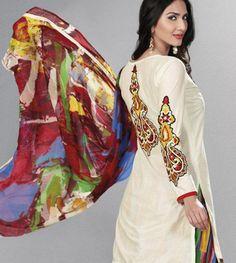Patiala Salwar with Short Kurti . #patialasalwar, #indianfashion, #indiansalwarkameez , #salwarkameez