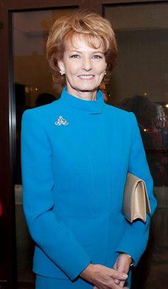 Crown Princess Margareta of Romania The Crown, Romania, Royalty, Princess, Blue, Fashion, Royals, Moda, Fashion Styles