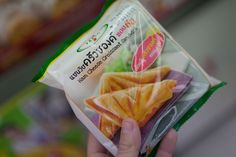 7-11 HAM AND CHEESE TOASTIES 5 Best Meals to Have in Thailand