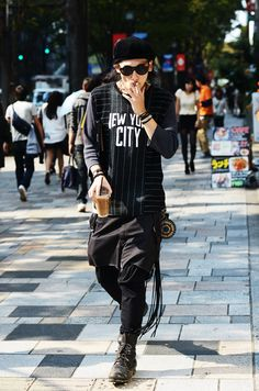 Streetwear Japaneese style !