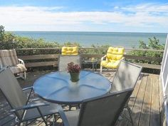 090-B  2-Story Cottage Directly On Brewster Beach! in Brewster