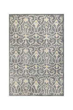 Albion Wool Rug - Gray by Bashian on @HauteLook
