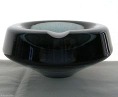 ESSENCE of MODERN Art CLASSY Glass CIGAR Ashtray or BOWL 4 Your PREFERRED SMOKES
