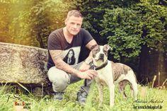 Kalender Fotoshooting mit Hunden