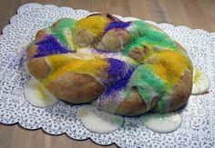 SugarEd Lagniappe: Mardi Gras King Cake