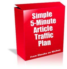 Simple 5-Minute Article Traffic Plan  MRR2 Mystery BONUSES