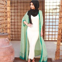 @sohamt I like the Tight dress covered by a big loose swearer