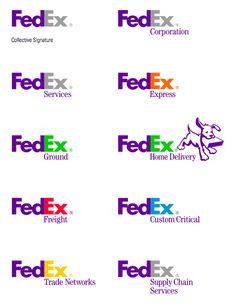 FedEx variations