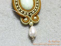 soutache earrings diy