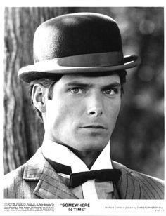 Christopher Reeve- even superman knows bow-ties are cool. Christopher Reeve, Love Movie, Movie Stars, Movie Tv, Brandon Routh, Tilda Swinton, Kevin Spacey, Kate Bosworth, Brigitte Bardot