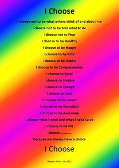 I Choose to Awaken <3 #awaken #choice #stephengiles #choose