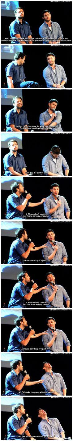 [gifset] After the Harlem Shake ... Jensen's embarrassment kicks in