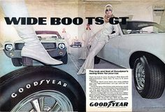 1969 Goodyear Tire Advertising Hot Rod Magazine July 1969 Stitched | Flickr - Photo Sharing!
