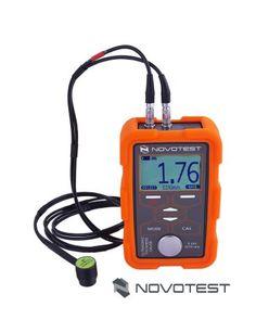 Alat Ukur Ketebalan Ultrasonik UT-1M didesain untuk pengujian ketebalan non-destruktif