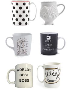 cheeky coffee mugs -