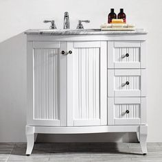 """You'll love the Verona 36"""" Single Bathroom Vanity Set at Wayfair - Great Deals on all Home Improvement products with Free Shipping on most stuff, even the big stuff."""