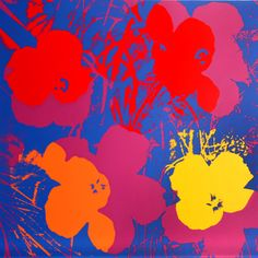 Andy Warhol (Sunday B. Morning) Prints for sale - Marilyn Andy Warhol Artwork, Warhol Paintings, Pittsburgh, Andy Warhol Flowers, James Rosenquist, Pop Art Movement, Roy Lichtenstein, Found Art, Famous Art